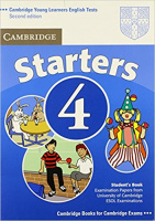 CAMBRIDGE ENGLISH YOUNG LEARNERS ENGLISH TESTS STARTERS 4 2ND EDITION