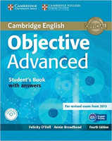 OBJECTIVE ADVANCED 4TH EDITION (CAMBRIDGE / КЕМБРИДЖ)