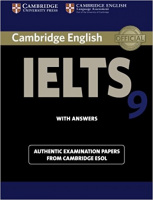 CAMBRIDGE IELTS PRACTICE TESTS 9