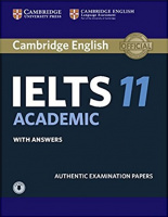 CAMBRIDGE IELTS PRACTICE TESTS 11 ACADEMIC