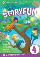 STORYFUN FOR MOVERS 4 SECOND EDITION