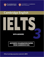 CAMBRIDGE IELTS PRACTICE TESTS 3