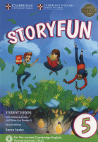 STORYFUN FOR FLYERS 5 SECOND EDITION