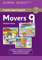 CAMBRIDGE ENGLISH YOUNG LEARNERS ENGLISH TESTS MOVERS 9