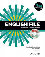 ENGLISH FILE ADVANCED 3RD EDITION