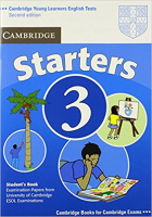 CAMBRIDGE ENGLISH YOUNG LEARNERS ENGLISH TESTS STARTERS 3 2ND EDITION