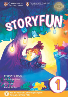STORYFUN FOR STARTERS 1 SECOND EDITION