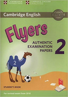 NEW CAMBRIDGE ENGLISH YOUNG LEARNERS PRACTICE TESTS 2018 Revised Exams FLYERS 2
