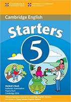 CAMBRIDGE ENGLISH YOUNG LEARNERS ENGLISH TESTS STARTERS 5