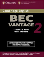 CAMBRIDGE BEC TEST 2
