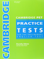CAMBRIDGE PET PRACTICE TESTS