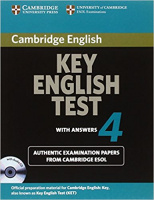 CAMBRIDGE KEY ENGLISH TEST 4