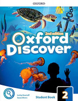 OXFORD DISCOVER SECOND ED 2