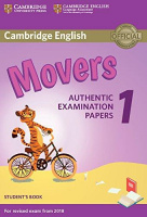 NEW CAMBRIDGE ENGLISH YOUNG LEARNERS PRACTICE TESTS 2018 Revised Exams MOVERS 1
