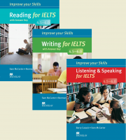 IMPROVE YOUR SKILLS FOR IELTS 4.5-6